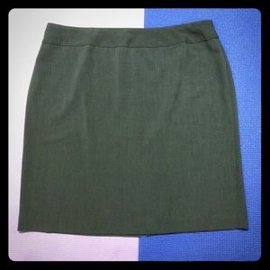 George Heather Gray Woman's Skirt